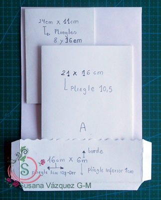 estructuras pagina 6A del Album de Sobres parte 5