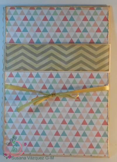Albúm de sobres parte 3 Cara B sin cuadernillo