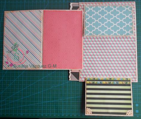Pagina 4 Cara B desplegable 2 albúm de sobres parte 4