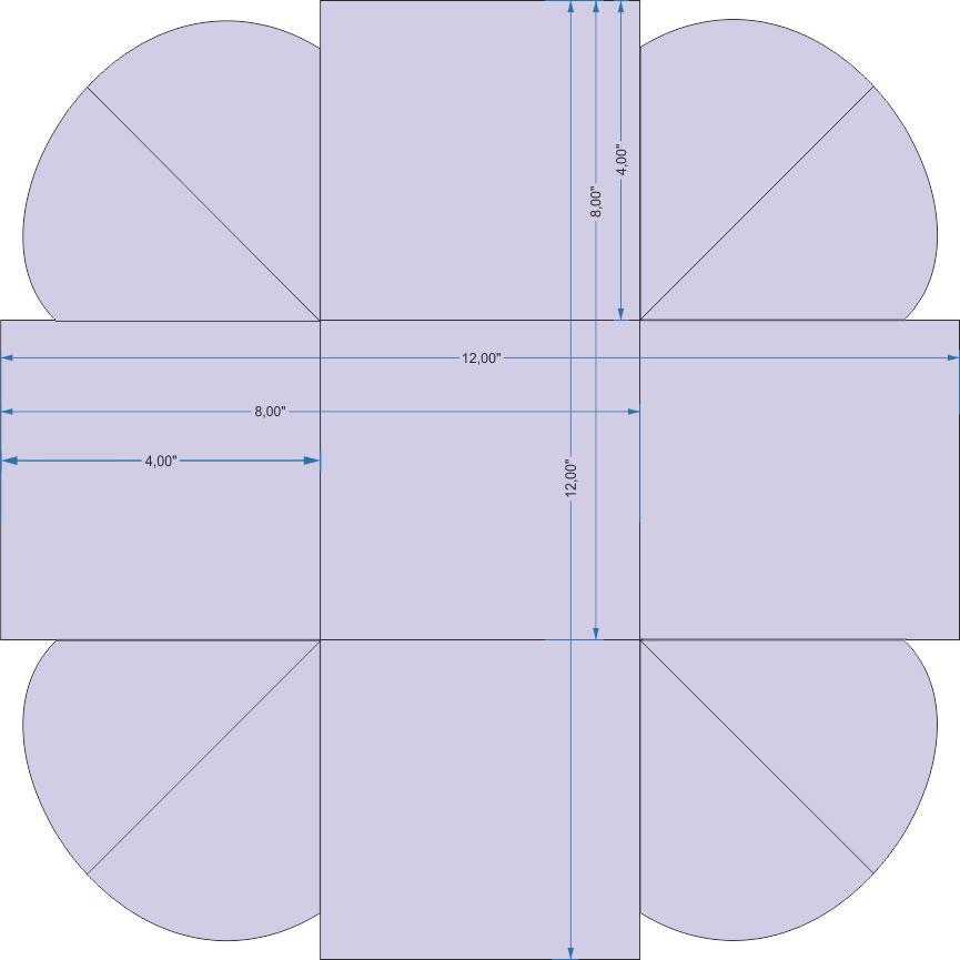 Caja explosiva - capa 1 esquema