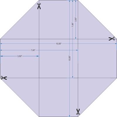 Caja explosiva - capa 2 esquema