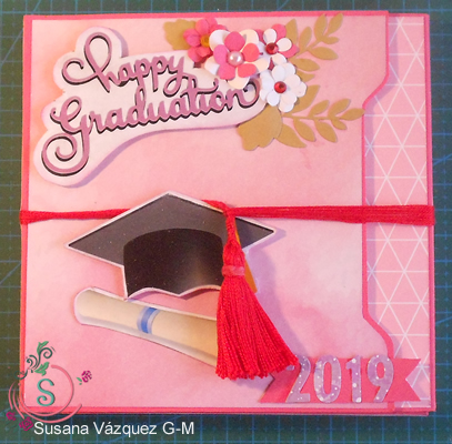 Portada del álbum Happy Graduation 3