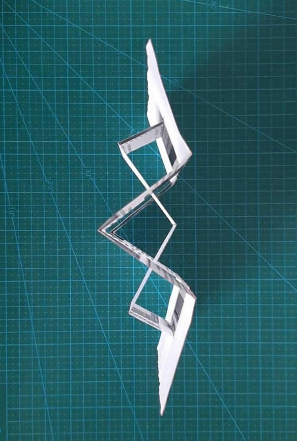 Tarjeta-popup-Plegado-vista superior