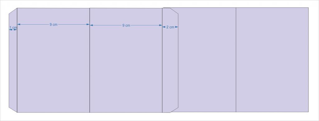 estructura en zig-zag