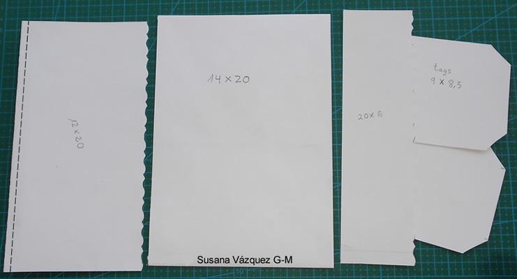 albúm de sobres pagina 1 cara b