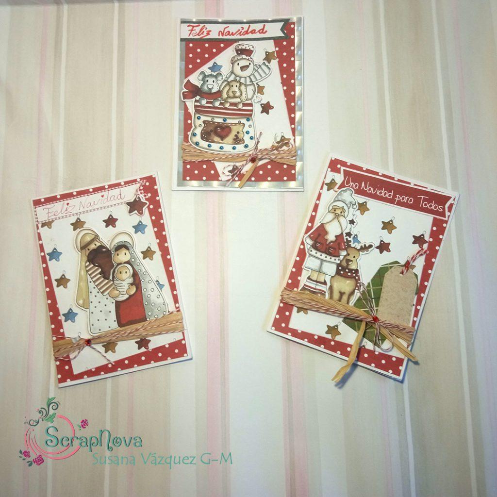 Postales navideñas para la familia , Cuarto trimestre 2020